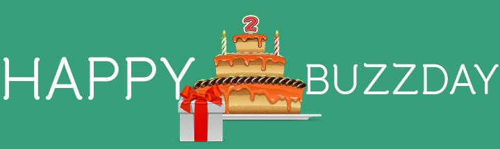 Bon anniversaire So-Buzz