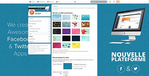 background Twitter So-Buzz