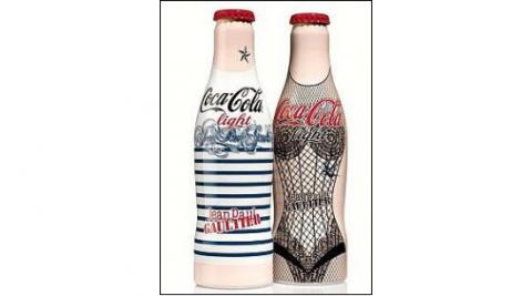 coca-cola gaultier