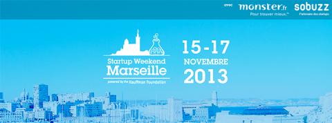 Startup Weekend Marseille 2013