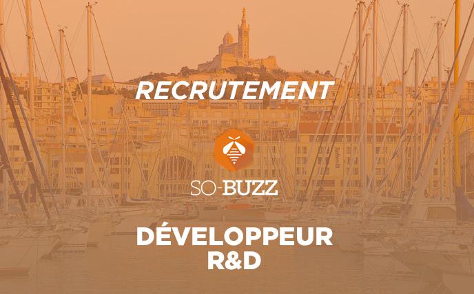 Développeur R&D So-Buzz