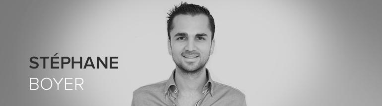 Stéphane Boyer, directeur des opérations chez So-Buzz