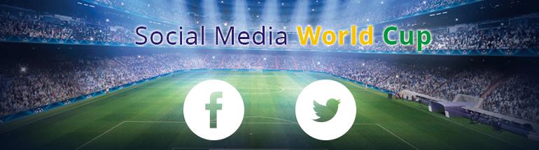 Retour sur la Coupe du Monde de Facebook et Twitter