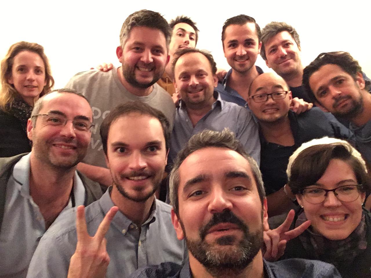 Equipe So-Buzz 2016