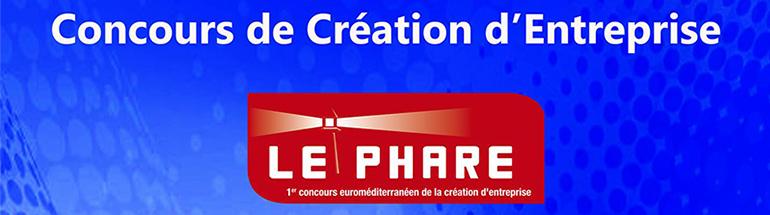 Concours de création d'entreprise LE PHARE