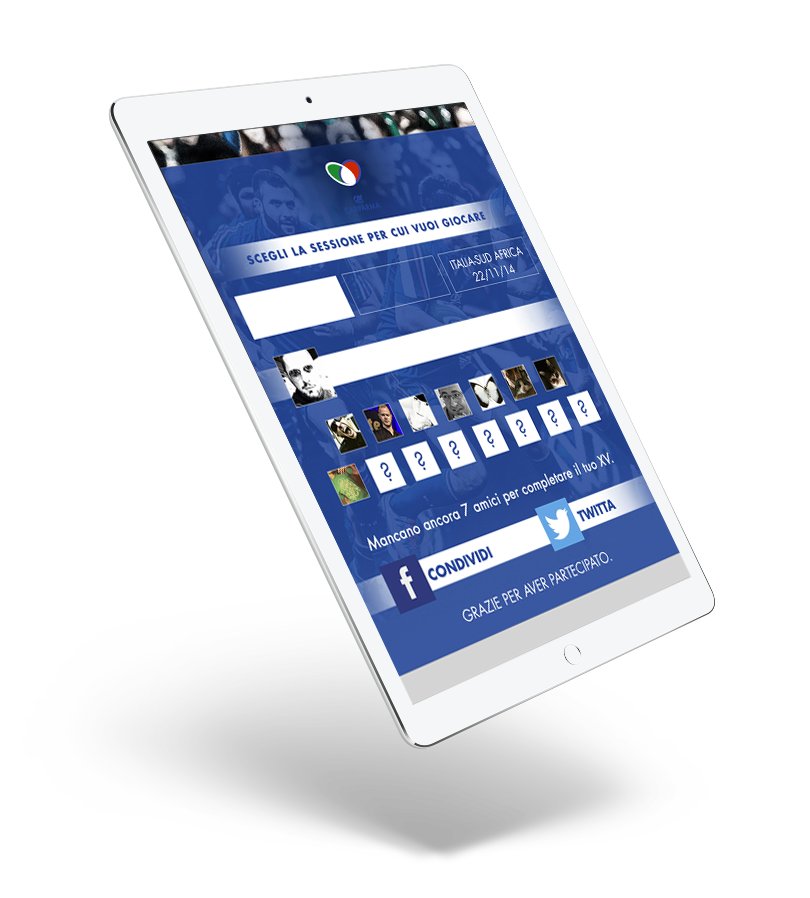 Application Facebook Cariparma