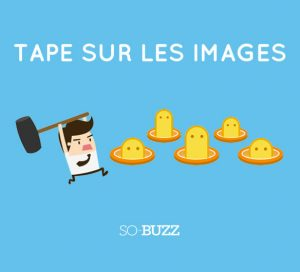 Application Tape taupe pour Facebook