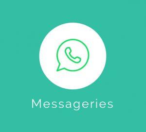 Chiffres clés des applications de Chat en 2017