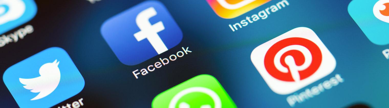 Les réseaux sociaux en 2017