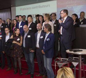 So-buzz participe au Social Selling Forum 2017, le 1er décembre à Paris