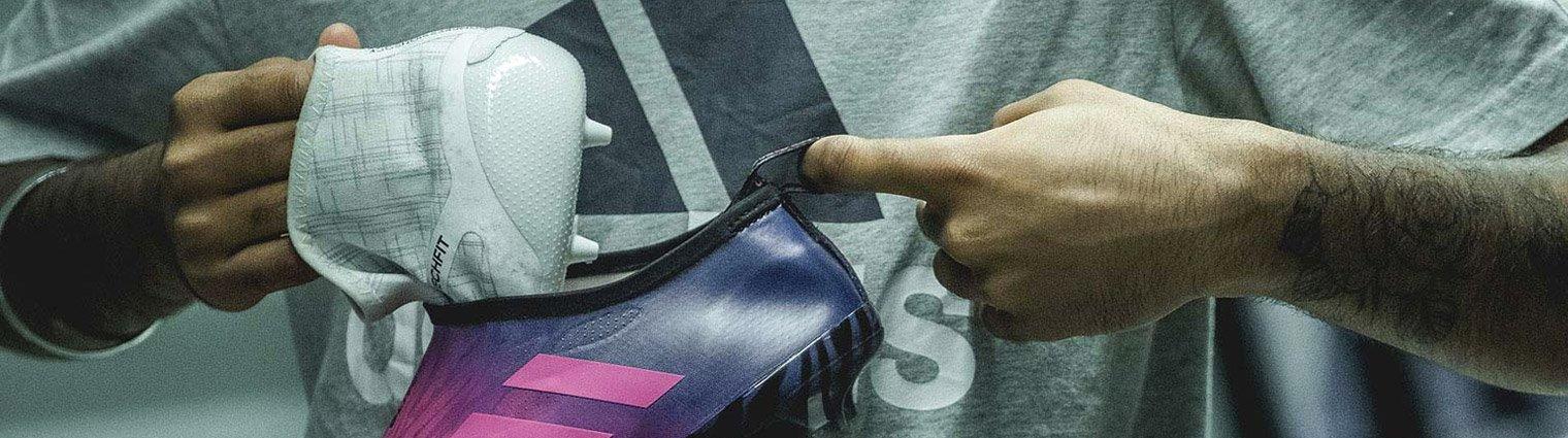 L'exemple Adidas Glitch pour passer du story telling au story doing