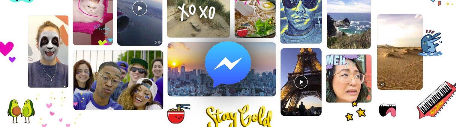 Tendances pour Facebook Messenger en 2018