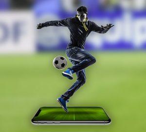 Proposez à vos fans de foot de jongler virtuellement