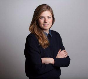 Claire Jouin responsable communication Lange