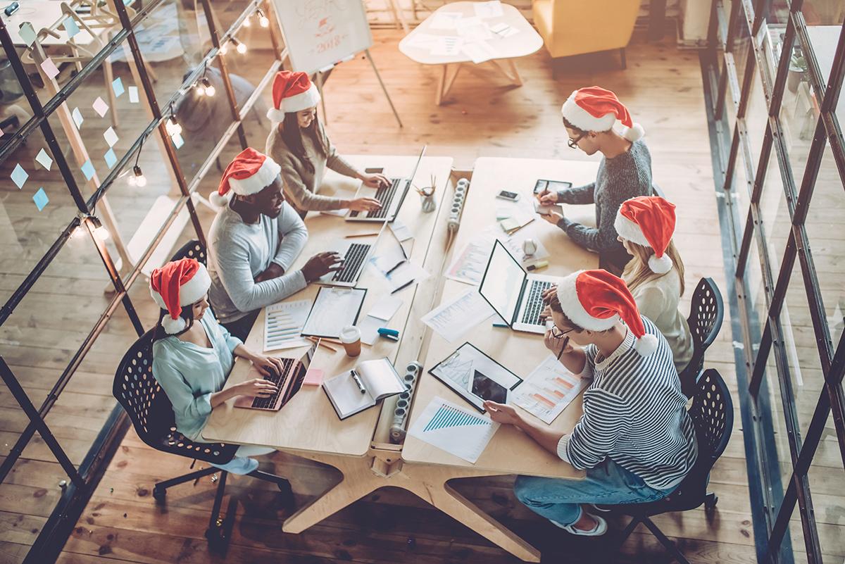 Pourquoi et comment lancer une activation digitale interne  pour Noël 2021 ?